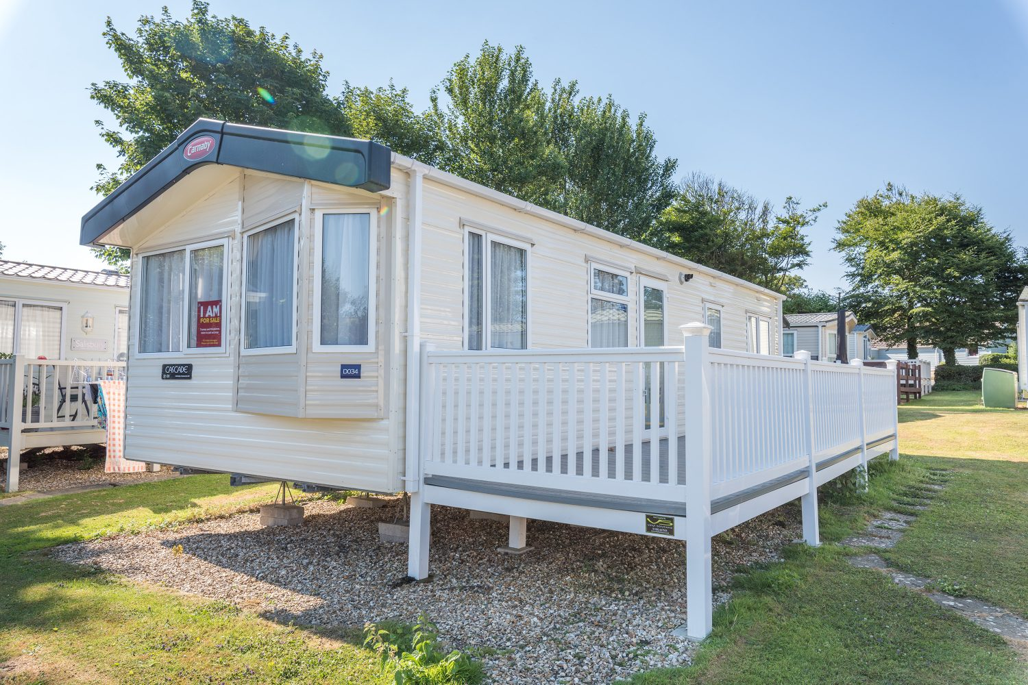 pre owned caravans for sale in dorset