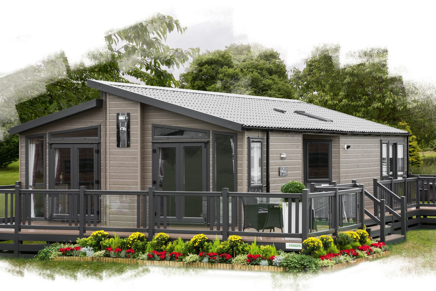 New Lodge for sale in Dorset