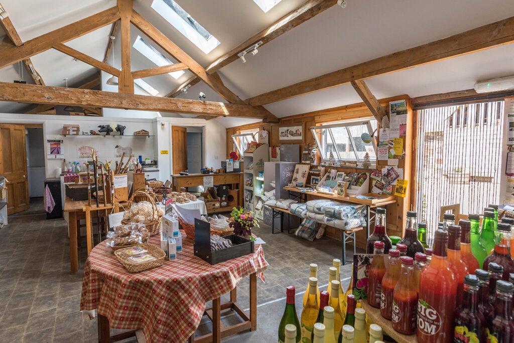 modbury farm shop