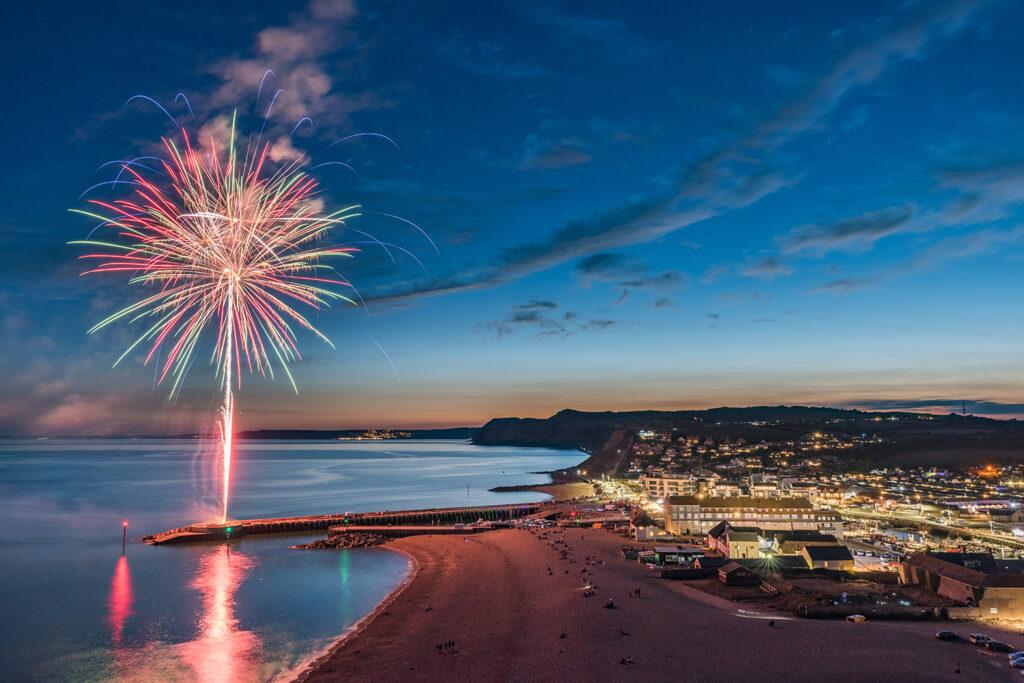 west bay fireworks