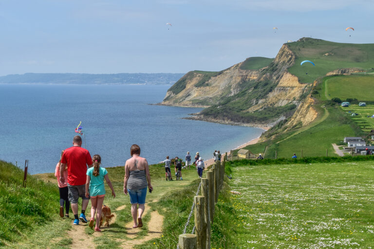 Walking at West Dorset Leisure Holidays
