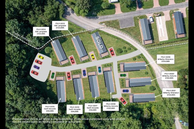 South Alberlon Development – Phase II